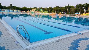 Camping Marina di Venezia Olympic Pool