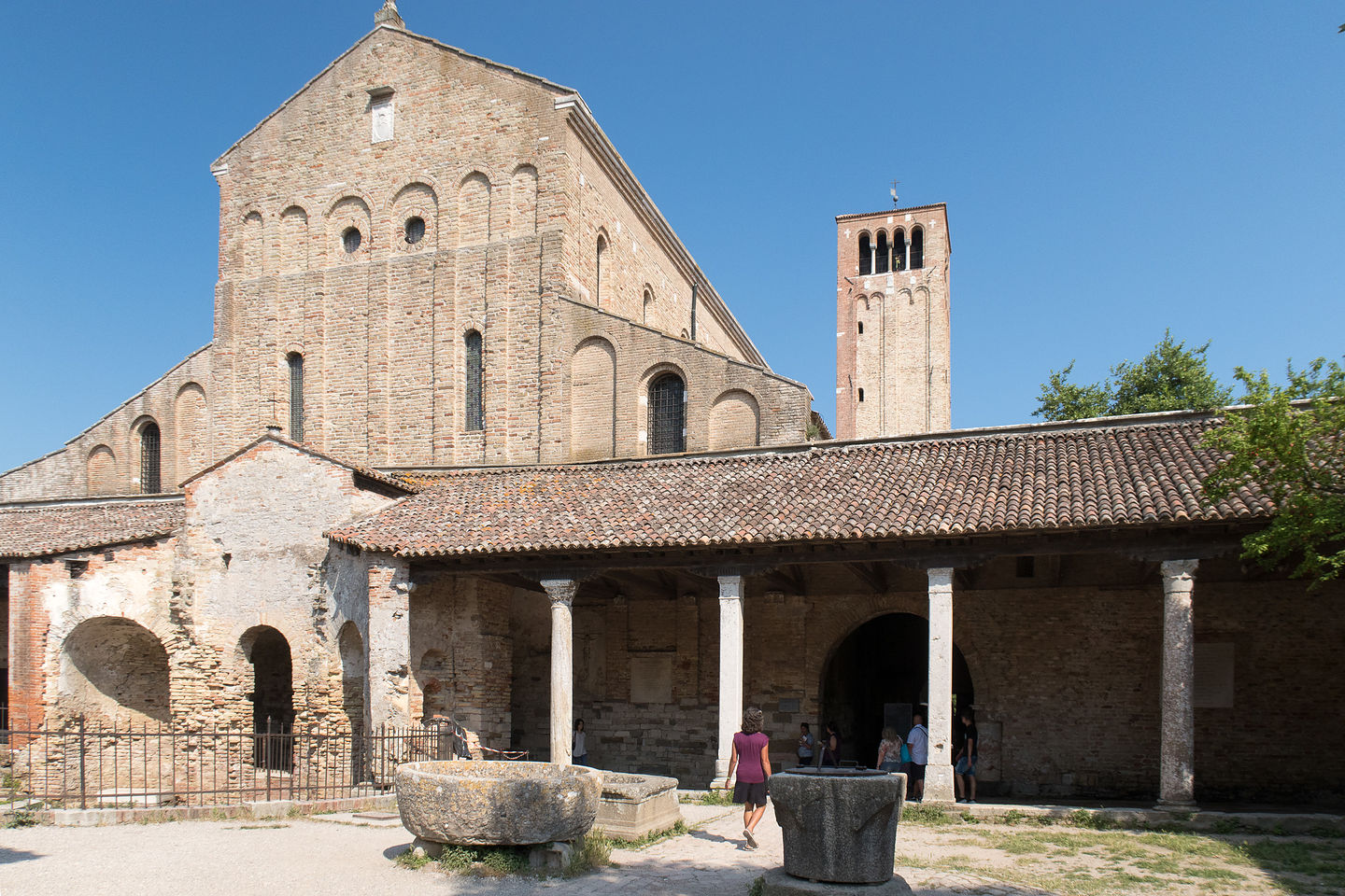 7th century Cathedral of Santa Maria Assunta