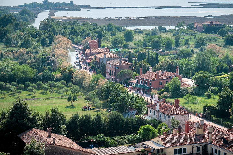 View from Santa Maria Assunta Campanile