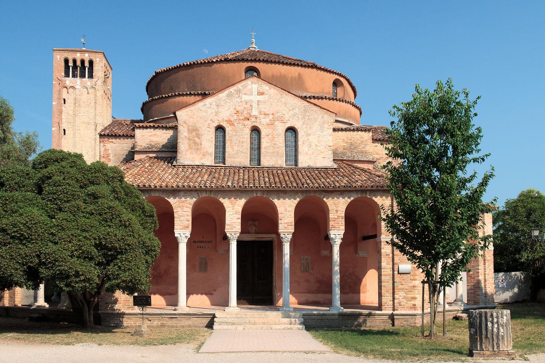 12th century Church of Santa Fosca