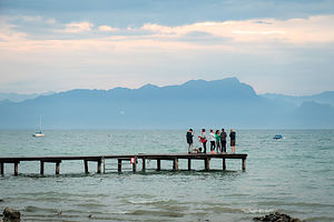 The Gardasee