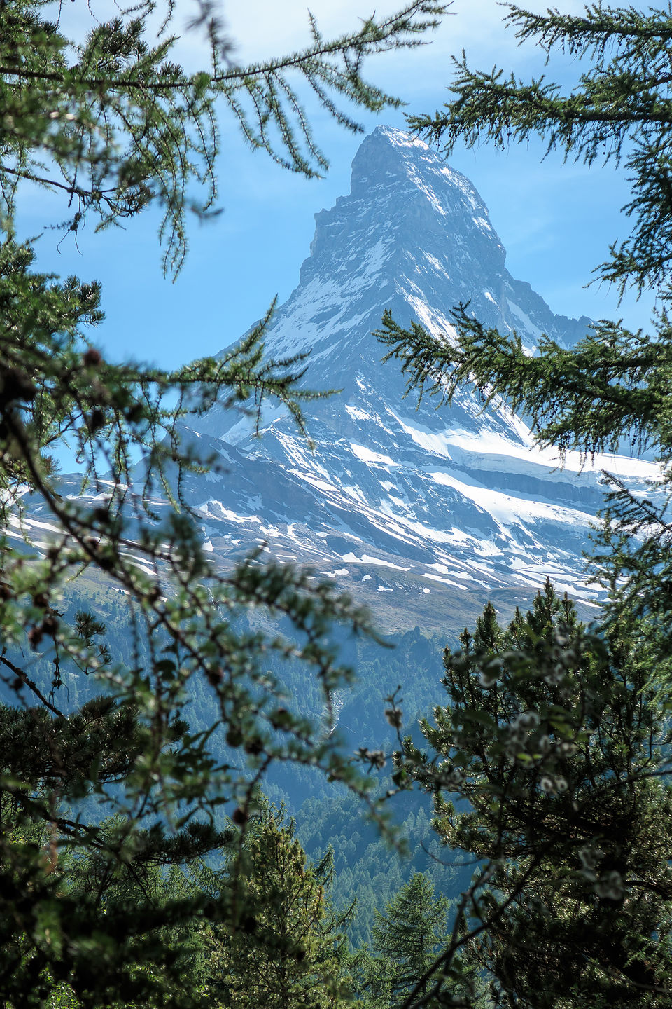 Matterhorn from the AHV-Weg