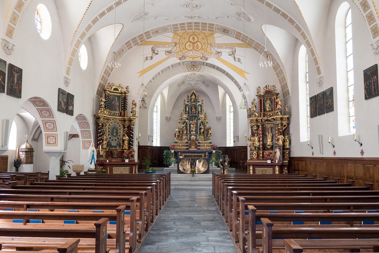 Tasch Roemisch-katholische Kirche
