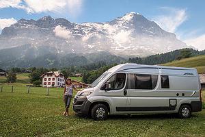 Camping Eigennordwand