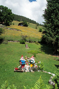 Gimmelwald Gnomes