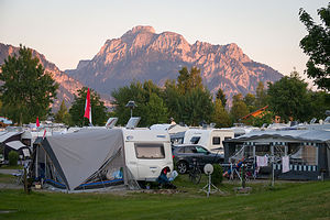 Camping Brunnen