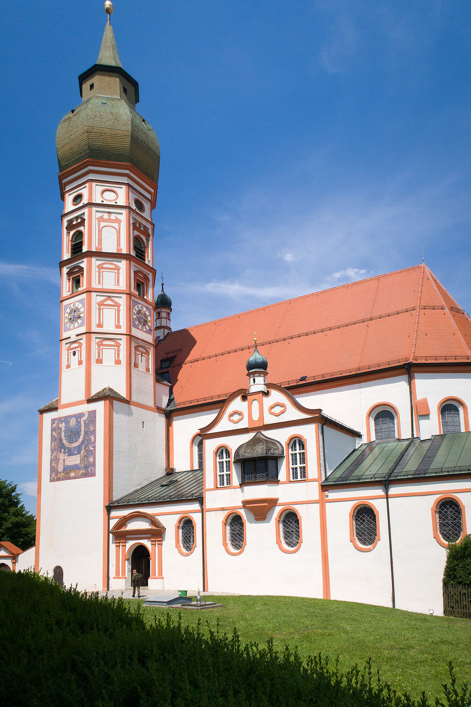 Andechs Monastery Pilgrimage Church