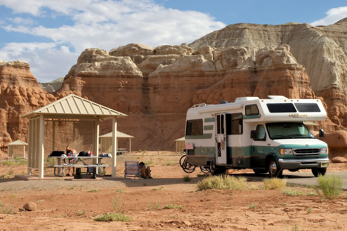 Goblin Valley Campground