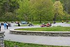 Bikes at Oconaluftee Visitor Center