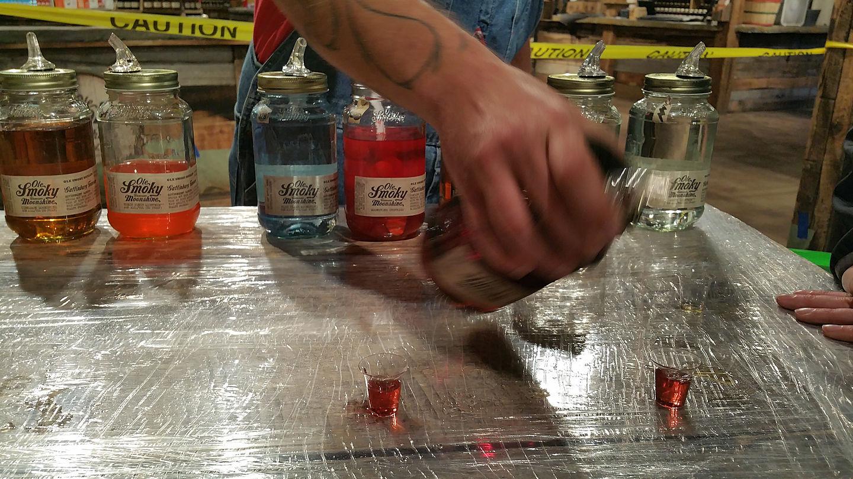 Moonshine Tasting Shotlets