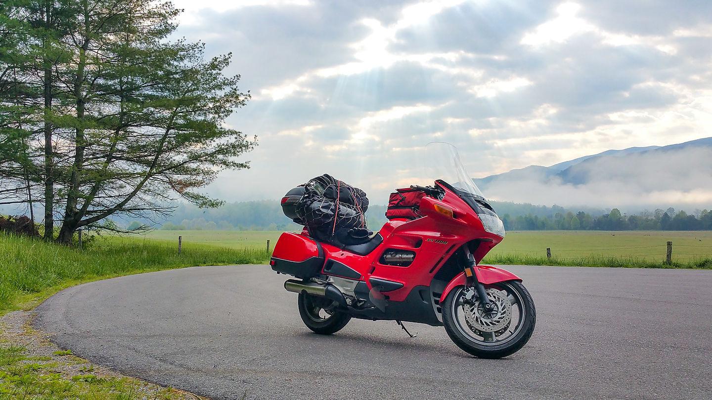 Honda ST1100 Supermodel