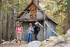 McCauley Cabin in Tuolumne Meadows