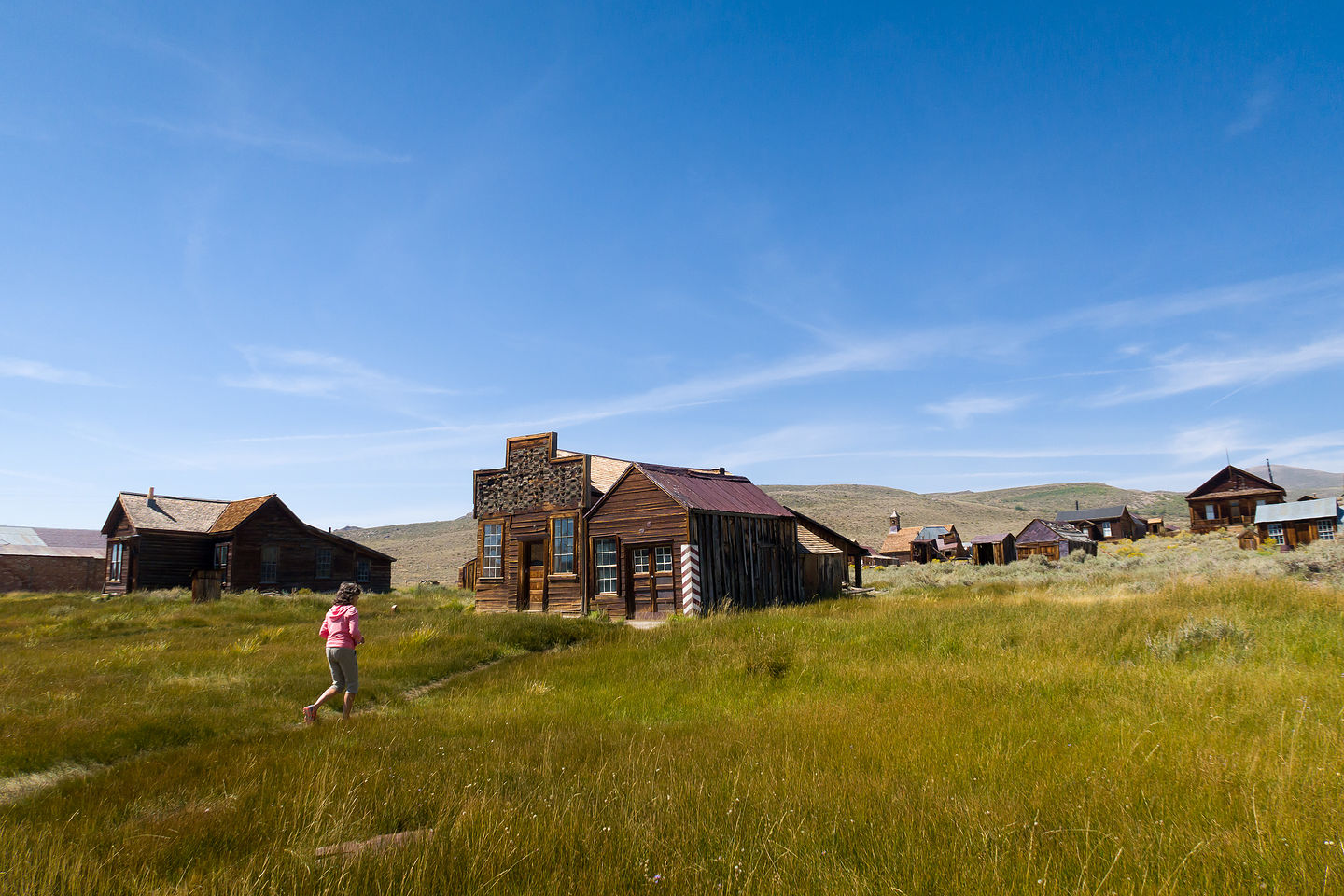 Lolo loose in Bodie
