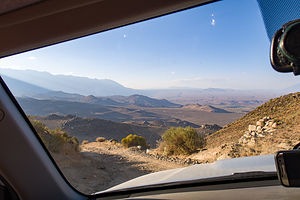 Passenger's eye view
