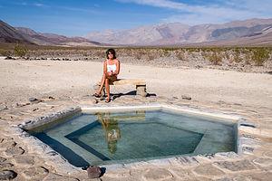 Palm Oasis sunny pool
