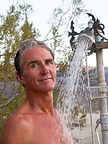 Palm Oasis shower