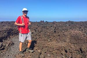 Lava Trail to Keawaiki Beach