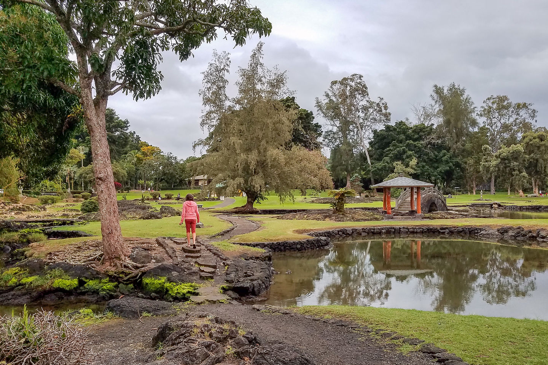Lili'uokalani Gardens