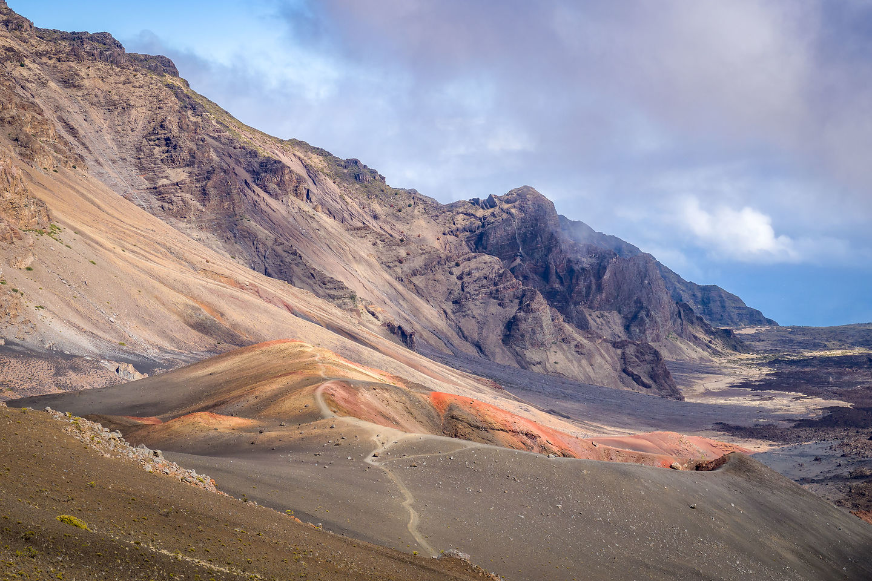 Awesome colors of Haleakala