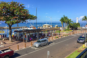 Front Street in Lehaina
