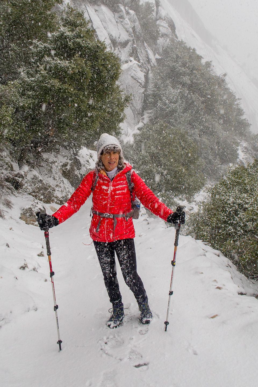 Winter Wonderland along the Four Mile Trail