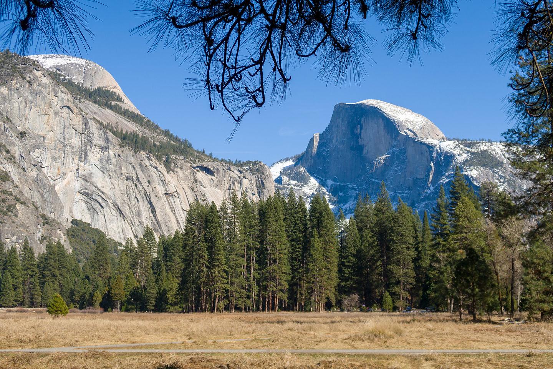 Goodbye Yosemite Valley