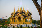 Temple on the Dusit Palace grounds