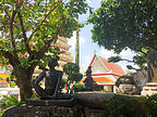 Lovely Wat Pho