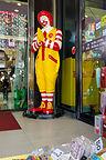 Ronald in Thai greeting pose