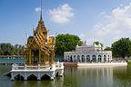 Bang Pa In - Royal summer palace