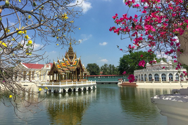 Bang Pa In - the Royal Summer Residence
