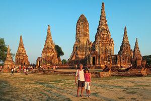 Chai Watthanaram Temple