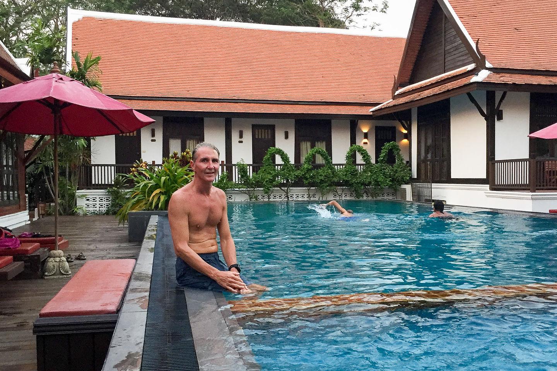 Legendha Sukhothai pool