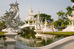 White Temple of Chiang Rai