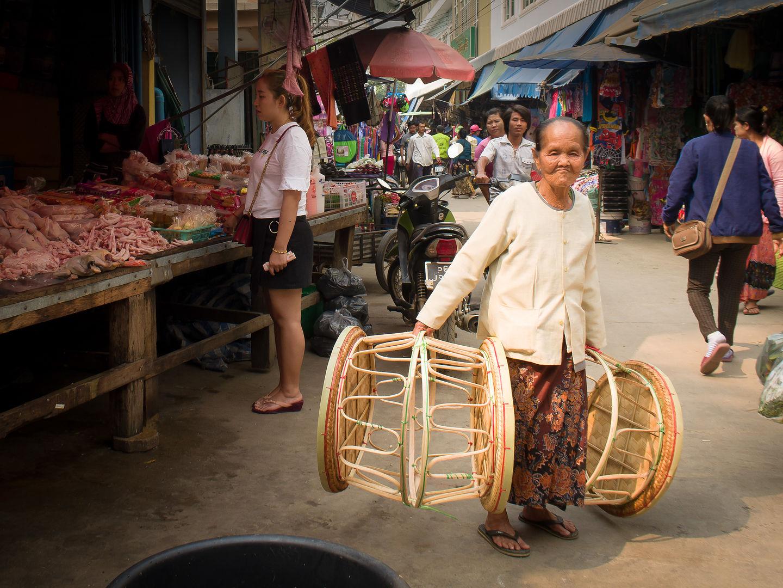 My favorite Myanmar grandma