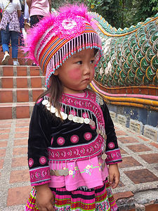 Another favorite little Thai girl