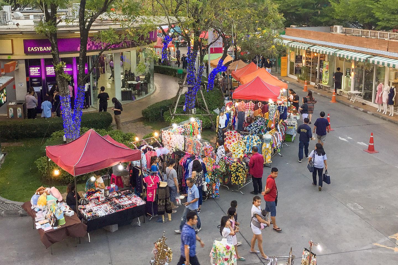 Suvarnabhumi Night Market