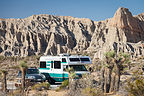 Camping in Red Rock Canyon