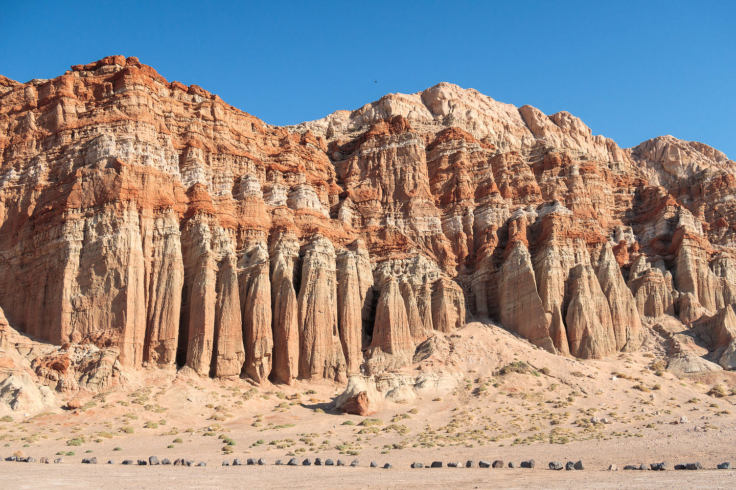 The Red Cliffs of Red Rock Canyon