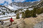 Hiking to Ruby Lake