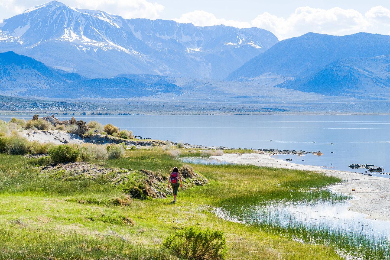 Lovely Mono Lake