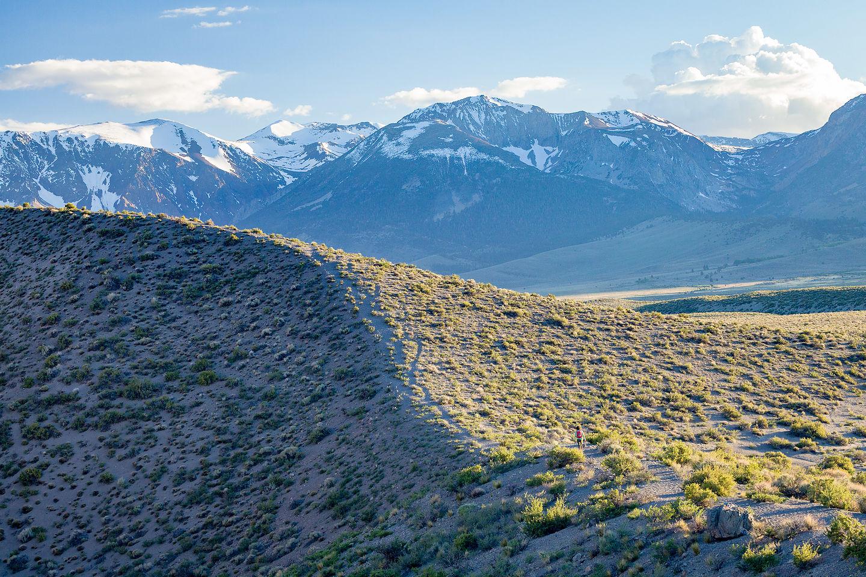 Panum Crater Ridge