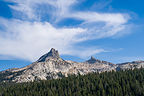 View of Unicorn Peak from the Meadow
