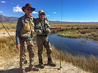 Outlaws hit the Upper Owens River