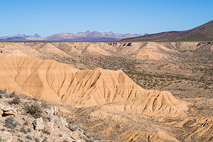 Piute Gorge Overlook
