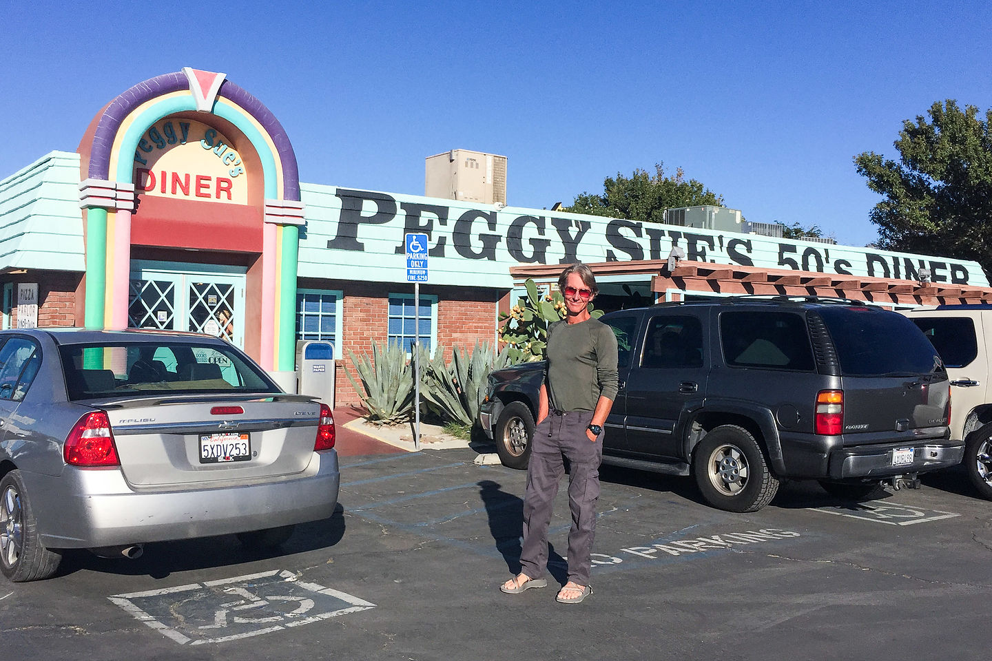 Peggy Sues's 50s Diner