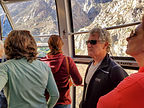 Palm Springs Tramway to San Jacinto summit