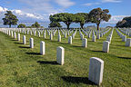 Naval Cemetery on Point Loma