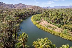 Rio Santa Rosalia de Mulege