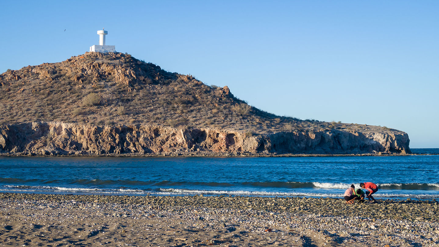 Mulege lighthouse